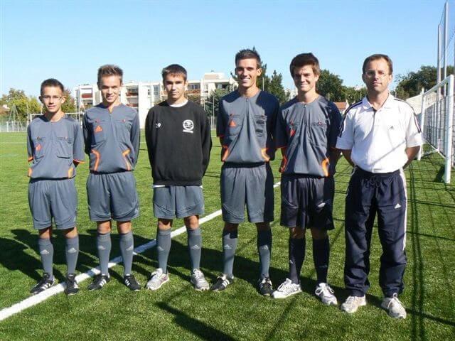 2009 2010 arbitres